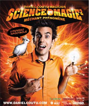 Daniel Coutu, Science ou magie 2